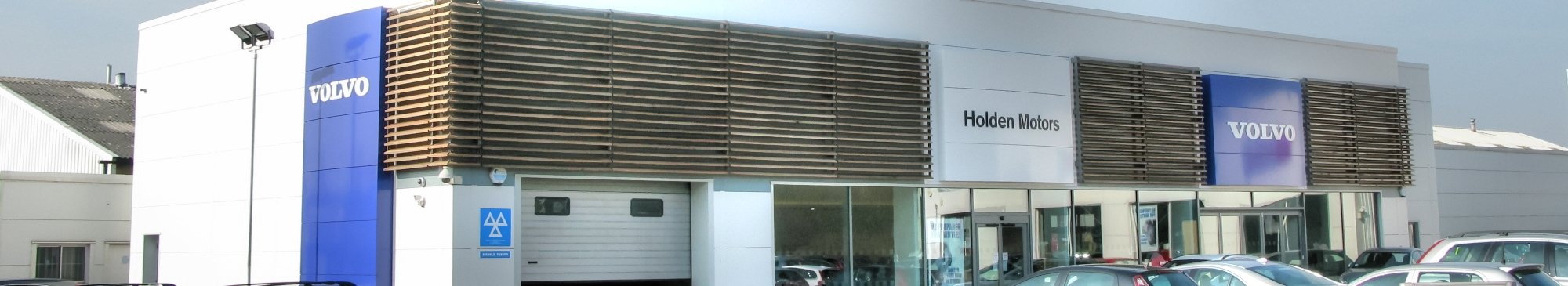 large and outside blinds