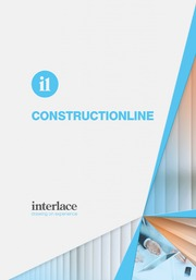 Constructionline - Interlace, Blind and Curtain systems, Essex, Suffolk, UK