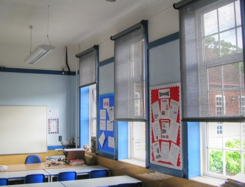 Solar Shading For Education