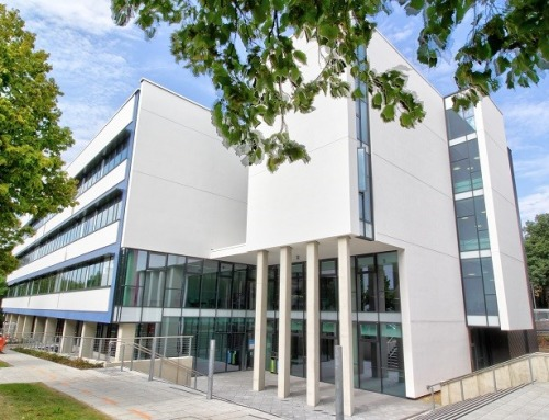 Completed Project: UEA Building 60